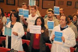 El Consultiu dice que la exención del catalán en la sanidad debe ser temporal