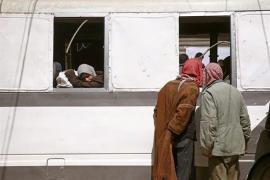 Unos 3.500 civiles abandonan Ghuta Oriental desde Duma