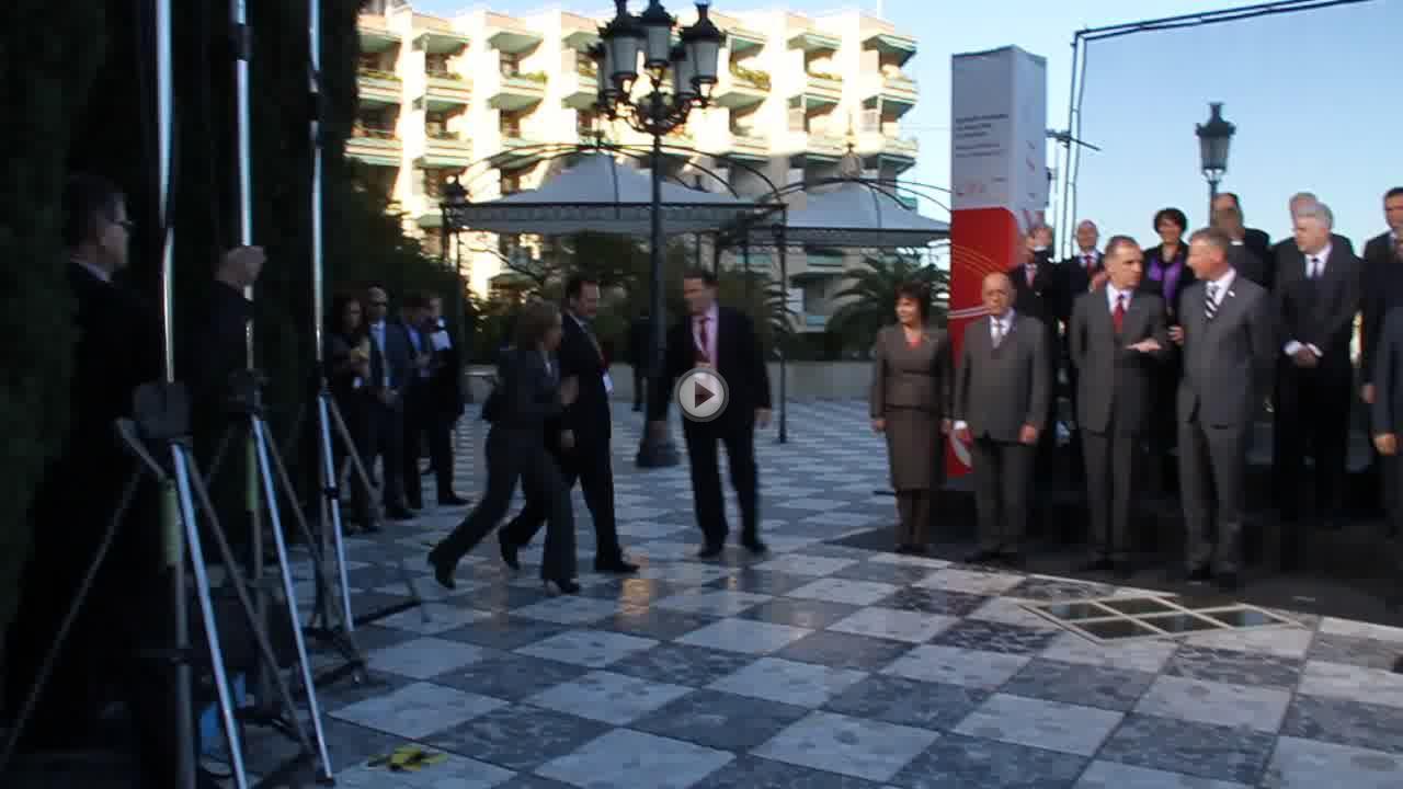 Los ministros de Defensa de la UE buscan una estrategia común en Palma