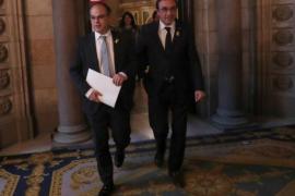 La CUP impide la investidura de Jordi Turull