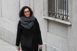 Marta Rovira no acude al Supremo y dice en una carta que se va al exilio