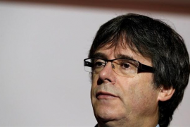 Puigdemont aborda con sus exconsellers en Bélgica «la nueva ofensiva» del Estado