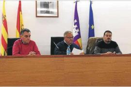 Sant Joan cede un terreno a Educació para un nuevo colegio en Sant Llorenç