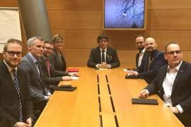 La Policía de Finlandia recibe de España una solicitud para extraditar a Puigdemont