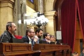 Torrent suspenderá el pleno de investidura pero antes da la palabra a los grupos