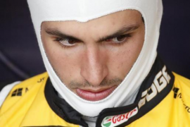 """Sainz: """"Casi me pongo a vomitar con el 'safety car'"""""""