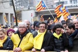 Alemania comunica oficialmente al Gobierno español la detención de Puigdemont