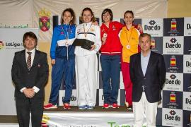 Dos medallas viajan a Ibiza