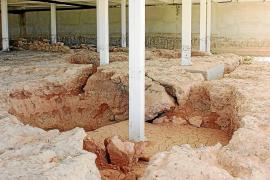 Vía libre al proyecto de museización del yacimiento arqueológico de s'Olivera