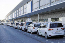 El Consell prevé alcanzar los 400 taxis estacionales esta temporada turística