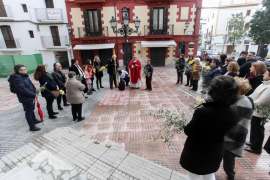 Domingo de Ramos en Sant Elm