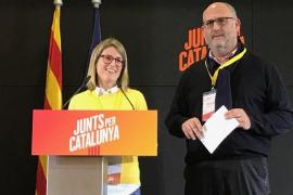 """JxCat plantea de nuevo investir a Puigdemont: """"Siempre será nuestro candidato"""""""