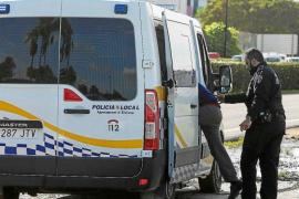 Detenido en Ibiza un hombre que amenazó de muerte a su expareja armado con un cuchillo