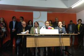 Sindicatos, Òmnium y ANC convocan una manifestación el 15 de abril en defensa de los encarcelados