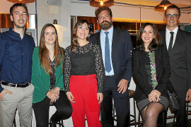 El Colegio de Ingenieros Industriales celebra Sant Josep