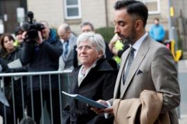 El tribunal de Edimburgo concede la libertad bajo fianza a la exconsellera Clara Ponsatí