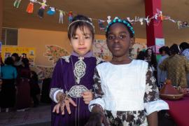 Cas Serres presume de inclusión en su Semana Cultural