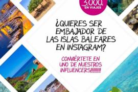 La ATB busca 'influencers' en Instagram para que promocionen las Islas Baleares