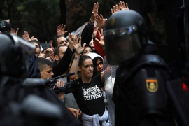 El Govern ignoró el aviso de los Mossos sobre la posible violencia el 1-O, según las euroórdenes del juez Llarena