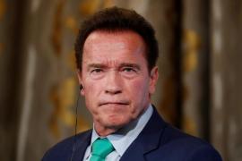 Schwarzenegger: «He vuelto»