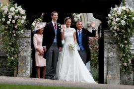 Boda de Pippa Middleton y James Matthews