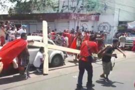 Dos fallecidos durante un tiroteo en una procesión de Semana Santa en Acapulco