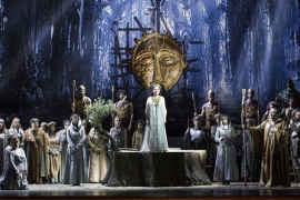 La ópera 'Norma', en el Teatre Principal de Palma