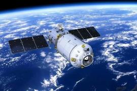 La estación espacial china 'Tiangong 1' caerá a la tierra este lunes