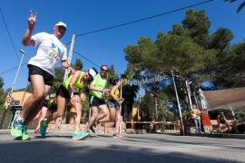 Más de 2.000 corredores se citan en el Ibiza Marathon y el Ibiza 12K