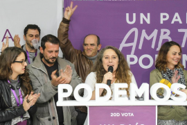 La Sindicatura confirma la pérdida de 64.000 € por parte de Podemos al no presentar sus cuentas
