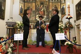 Jesús cumple un año más con la tradición de las Caramelles de Pascua