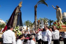 Un Domingo de Resurrección radiante en Santa Eulària
