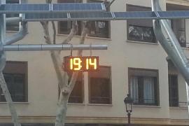 EPIC solicita a Vila que ponga el reloj de Vara de Rey en hora