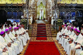 Solo el 29% de los ciudadanos de Balears marca la casilla de la Iglesia en el IRPF