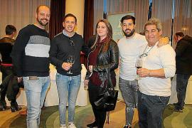 Presentación de vinos Faustino
