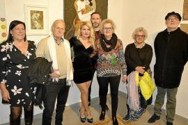 IV edición de la muestra 'Soc Dona, soc Art', en Pórtol