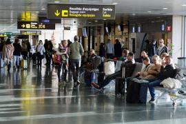 Retrasos en el aeropuerto de Ibiza por la caída del sistema de Eurocontrol