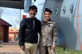 Paula Echevarría y Rodolfo Sancho, contra el Estado Islámico en 'Los nuestros 2'