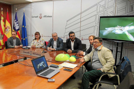 Vidal:«El impacto de las cabras sobre la fauna y flora de es Vedrà es evidente»