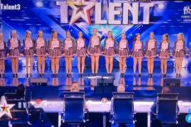 16 bailarinas ibicencas participan hoy en la semifinal del programa 'Got Talent'