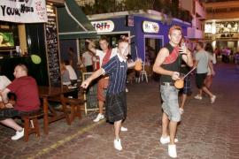Sant Antoni se encuentra entre los destinos favoritos de los británicos, según lastminute