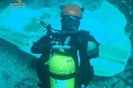 Continúa activo el dispositivo de búsqueda del tripulante desaparecido