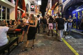 Sant Antoni abrió 176 expedientes sancionadores por ruido y de publicidad dinámica en 2017