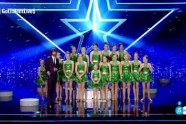Las ibicencas de Davinia Van Praag pasan a la gran final de 'Got Talent' España