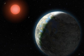Se descubre una supertierra orbitando un minisol