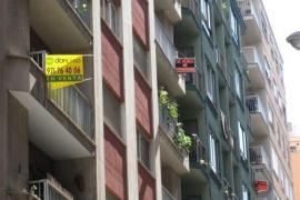 Baleares, segunda comunidad donde más bajó la cifra de fincas hipotecadas