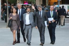 "Sànchez comunica su ""plena disposición"" para aspirar a presidente de la Generalitat"