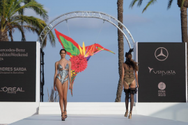Mercedes-Benz Fashion Weekend viaja a Ibiza con más desfiles de destacadas firmas españolas