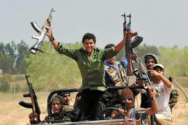 Los rebeldes libios logran entrar en Sirte y anuncian su liberación inminente