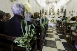 Sant Vicent de sa Cala celebra su patrón